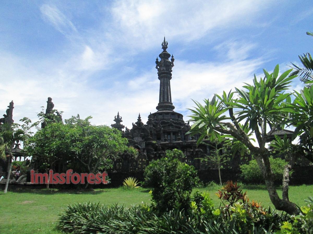 Monumen Lambang Perjuangan RakyatBali