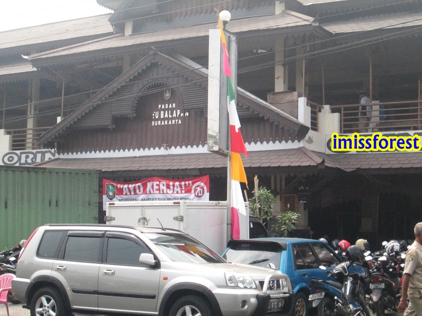 Pasar Ayu Balapan (dokumentasi pribadi, taken by Canon PowerShot A2300)
