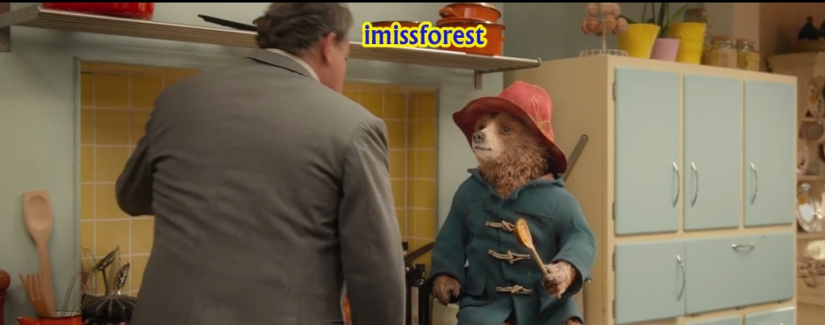 Review Film Paddington