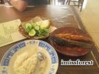 Santap Pagi di Rumah Makan Sukorejo