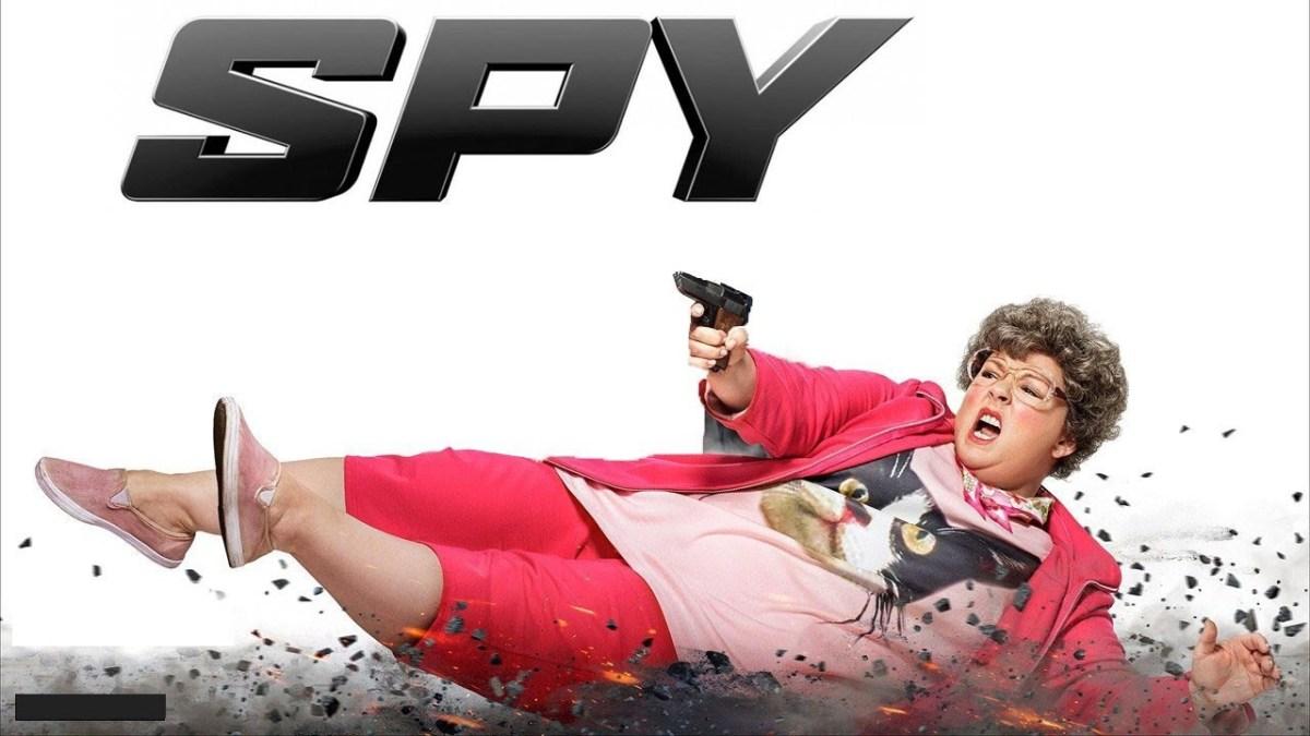 Review Film Spy(2015)