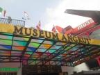 Lautan Manusia di Museum Angkut