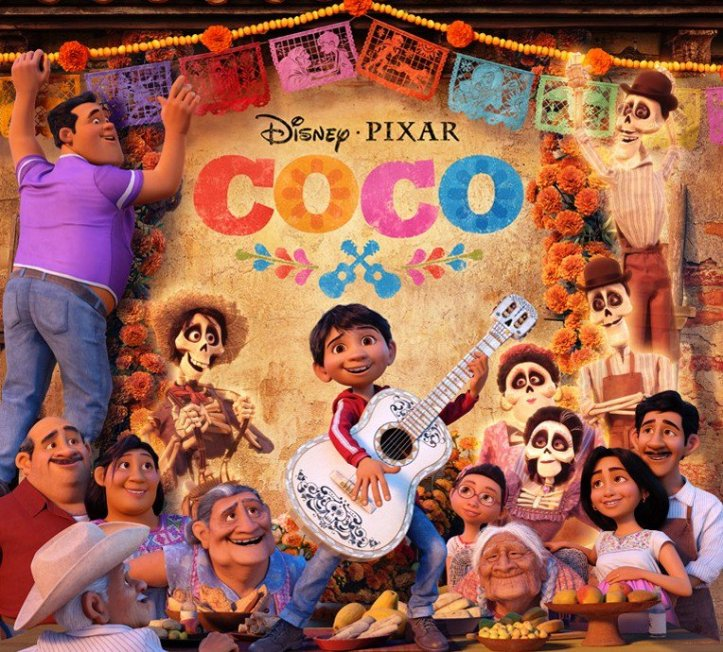 Review Film Coco 2017 Imissforest